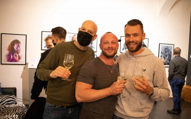 G-SPOT by Mathias Vef @ The Ballery, Opening